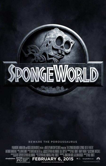 Spongebob Jurassic