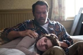 """I made a promise to your mother that I would protect you."" Maggie trailer!!!"