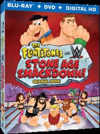 Flint WWE Blu