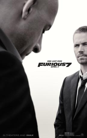 """This time, it ain't just about being fast.""  Furious 7 extended trailer!!"