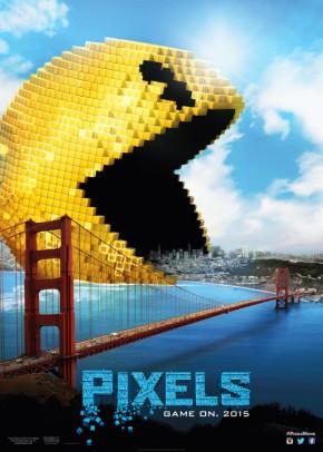 """Pac-Man's a bad guy?"" Pixelstrailer!!"