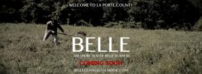 A visit to the set of 'Belle'!