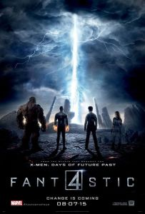 Fantastic Four official poster