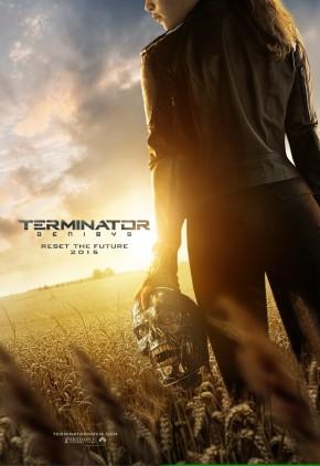 """I'll be back."" Terminator: Genisys trailer2!!"