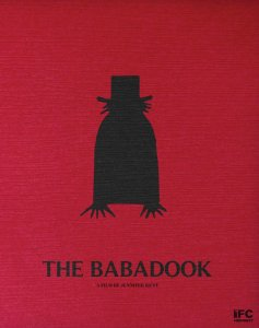 The Babadook blu