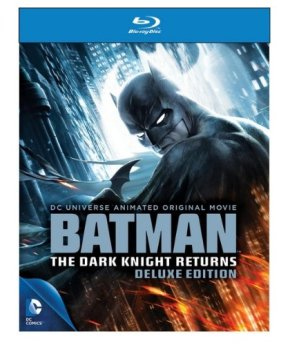 Batman: The Dark Knight Returns (2013) review