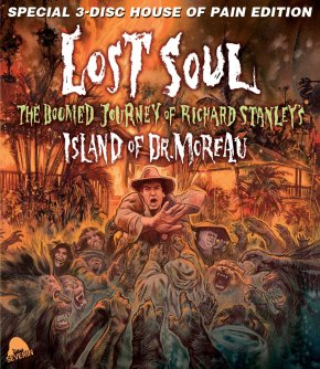 Lost Soul: The Doomed Journey of Richard Stanley's Island of Dr. Moreau (2014)review
