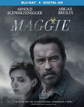 Maggie (2015) review