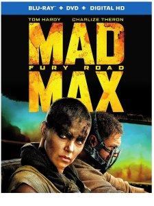 Mad Max Fury Road blu