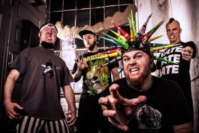 10 Questions with Rob Kersey of Psychostick!!