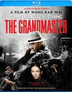 The Grandmaster blu