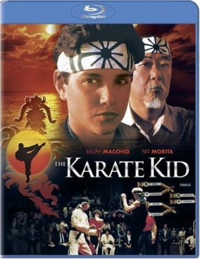 Barney Stinson was right . . .The Karate Kid WAS the bad guy!!!