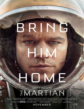 """I'm gonna have to science the shit out of this.""  The Martian trailer!!"