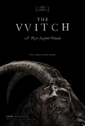 """There is evil in the wood.""  The Witch trailer!!"