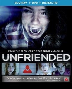 Unfriended blu