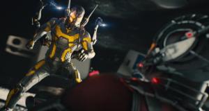 Ant-Man vs. Yellowjacket