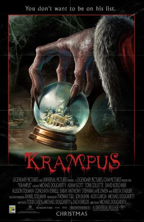 """He is the shadow of St. Nicholas."" Krampus trailer!!!"