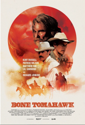 """There's a situation.  It's serious.""  Bone Tomahawk trailer!!"