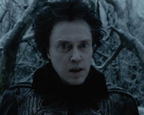 Christopher Walken reads Edgar Allan Poe's 'The Raven'!!