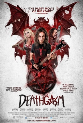 Deathgasm (2015) review (Mildly NSFW)