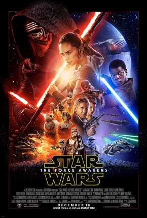"""The Force.  It's calling to you.  Just let it in.""  Star Wars: The Force Awakens final trailer!!!"